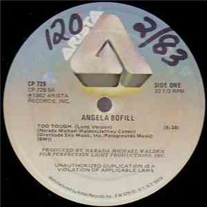 Angela Bofill - Too Tough download
